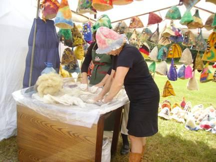 Cepuru veidošana